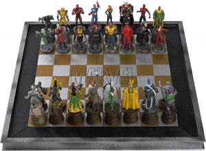 Ajedrez de Marvel: Marvel Chess Collections